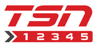 TSN HD - TSN 4K and TSN2 4K also available