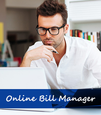online bill manager