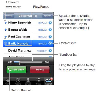 visual voicemail iphone set up visual voicemail for iphone mts 13250
